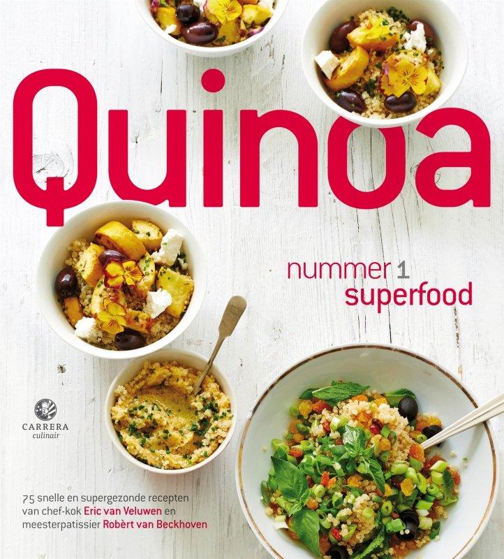 Eric van Veluwen - Quinoa