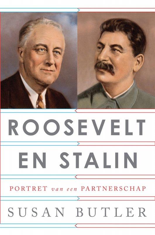 Susan Butler - Roosevelt en Stalin