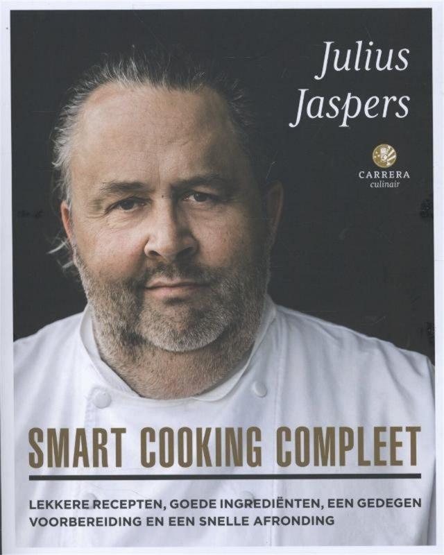 Julius Jaspers - Smart cooking compleet