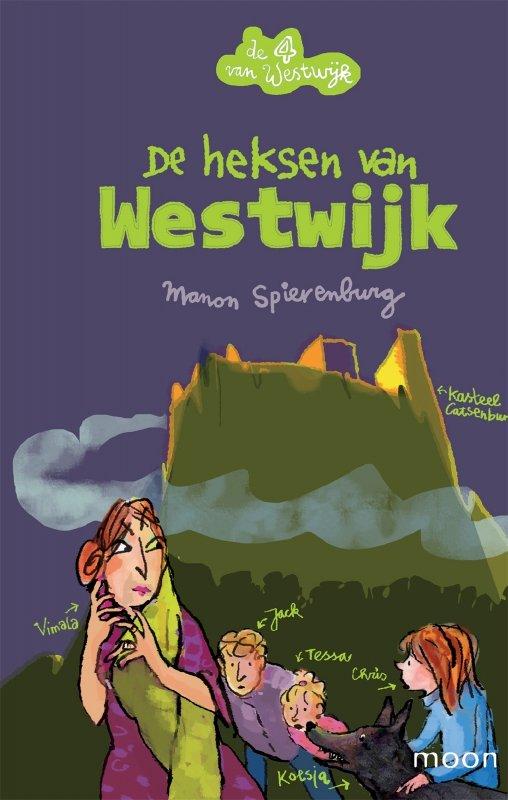 Manon Spierenburg - De heksen van Westwijk
