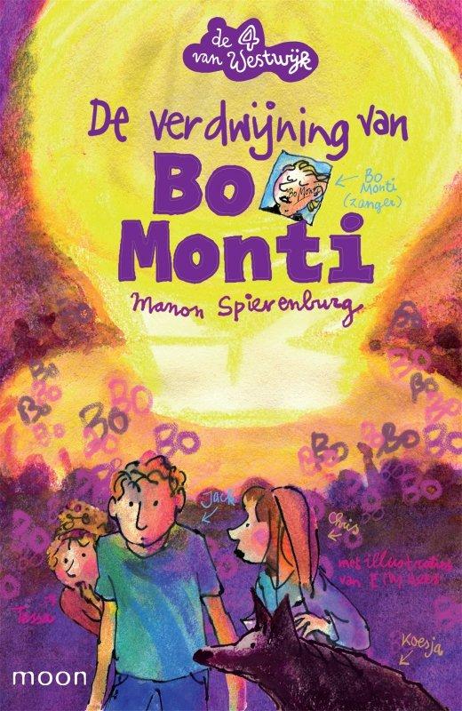 M. Spierenburg - De verdwijning van Bo Monti