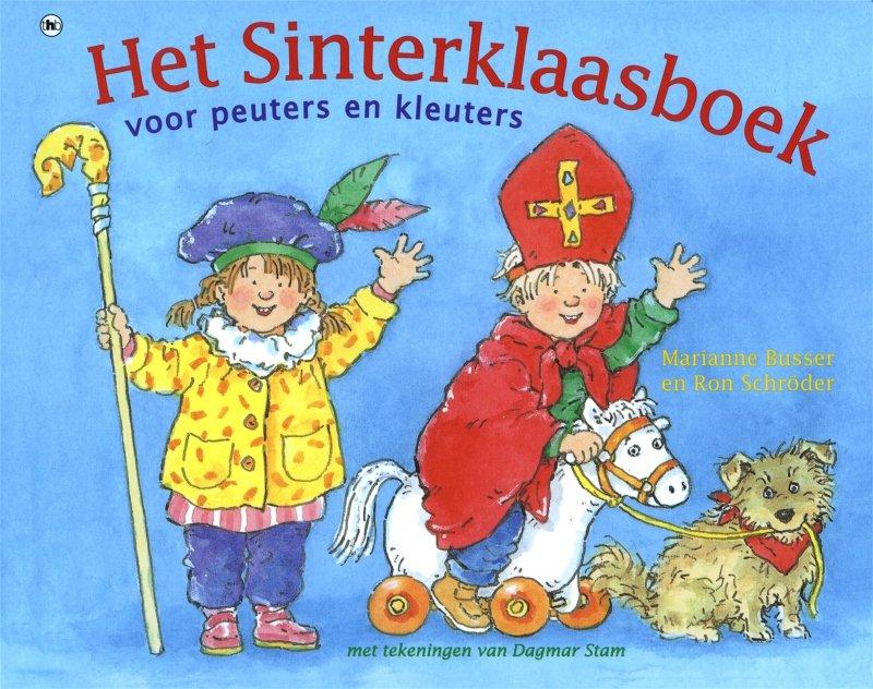 Marianne Busser & Ron Schröder - Het Sinterklaasboek voor peuters en kleuters