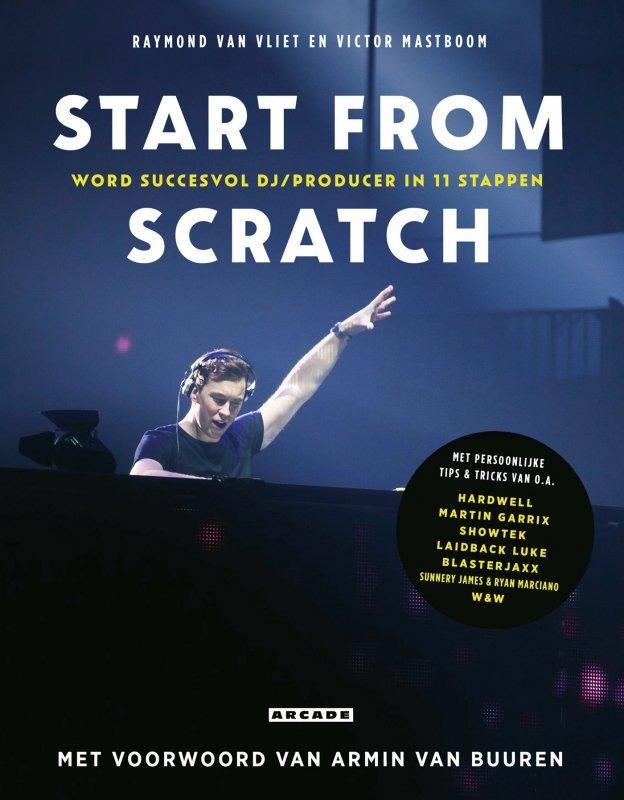 Raymond van Vliet & Victor Mastboom - Start from scratch