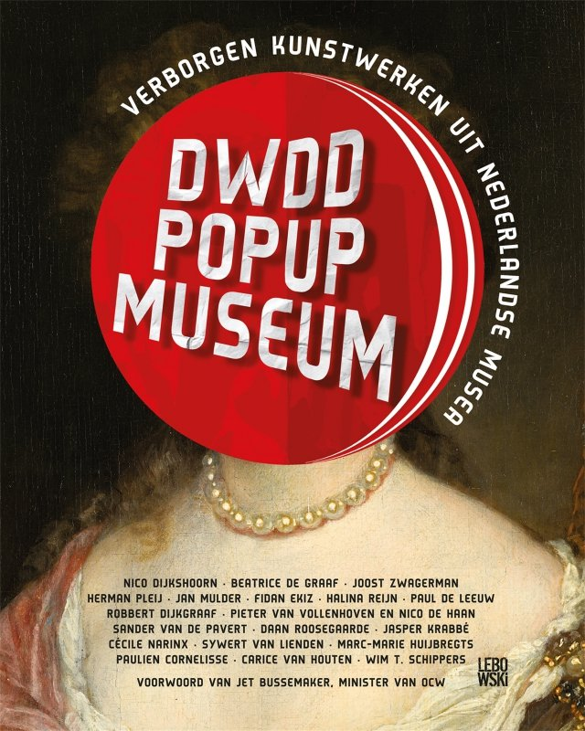 Dieuwke Wynia & Pieter Eckhardt - DWDD Pop-Up museum
