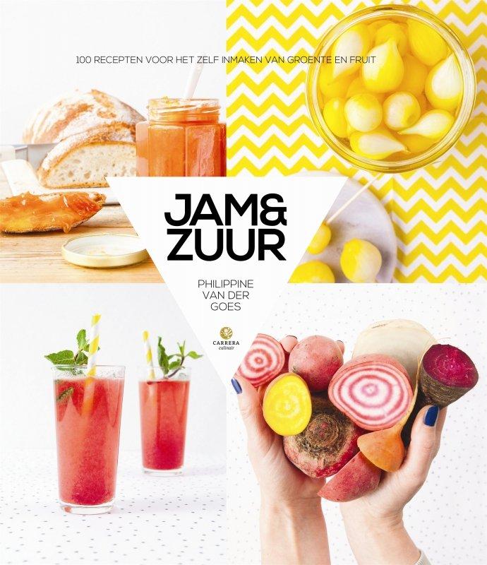 Philippine van der Goes - Jam & Zuur