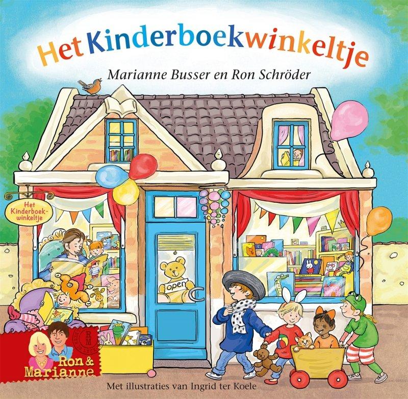 Ron Schröder en Marianne Busser - Het Kinderboekwinkeltje