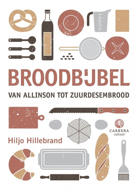 Hiljo Hillebrand - Broodbijbel