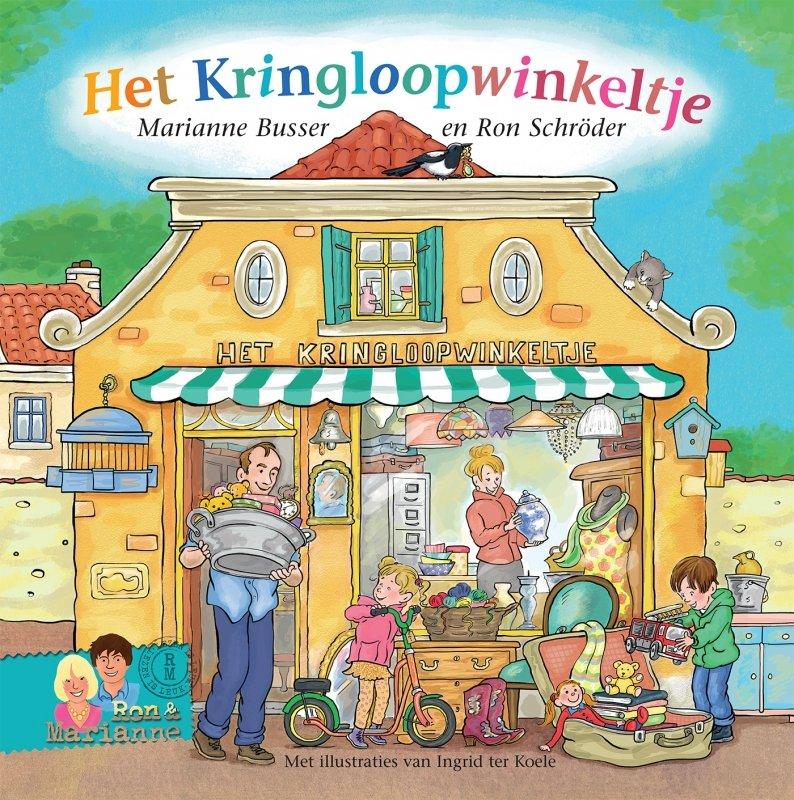 Marianne Busser - Het Kringloopwinkeltje