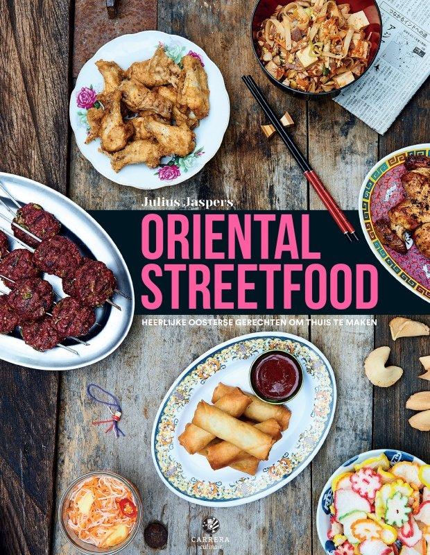 Julius Jaspers - Oriental Streetfood