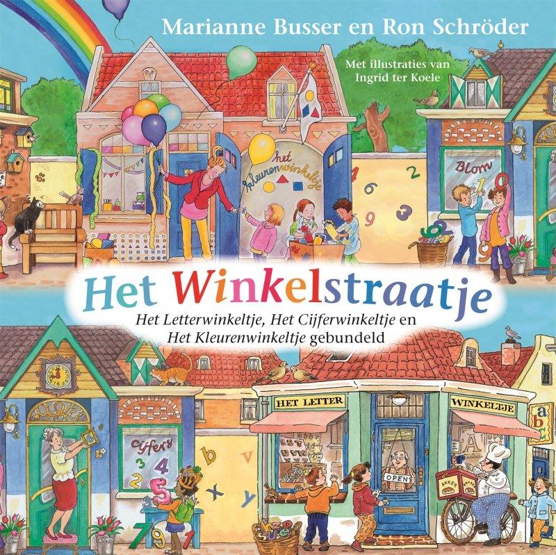 Marianne Busser en Ron Schröder - Het Winkelstraatje