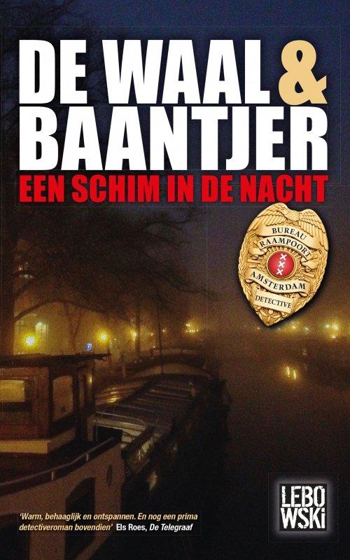 de Waal & Baantjer - Een schim in de nacht