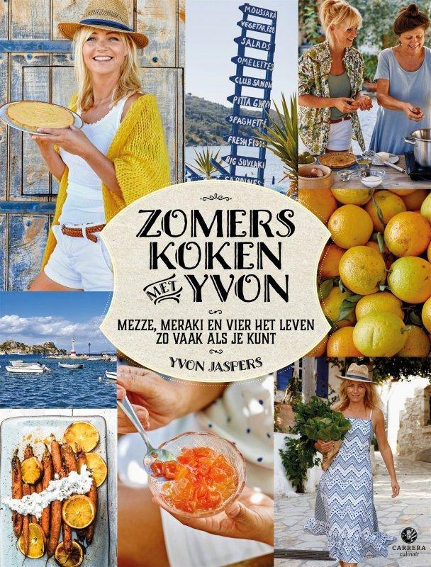 Yvon Jaspers - Zomers koken met Yvon