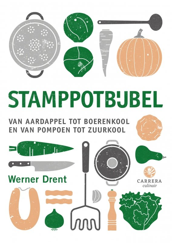 Werner Drent - Stamppotbijbel