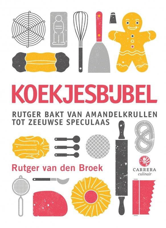 Rutger van den Broek - Koekjesbijbel