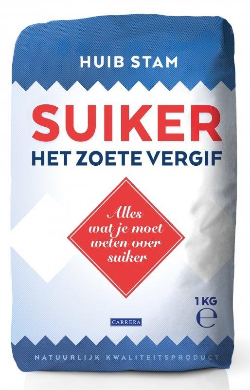 Huib Stam - Suiker, het zoete vergif