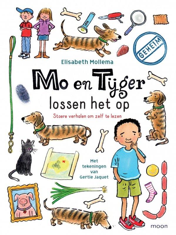 Elisabeth Mollema - Mo en Tijger lossen het op