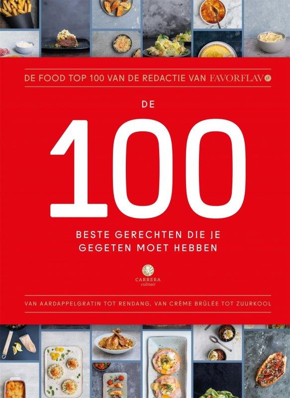 FavorFlav - De 100 beste gerechten die je gegeten moet hebben