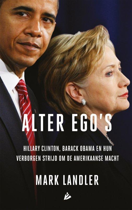 Mark Landler - Alter ego's