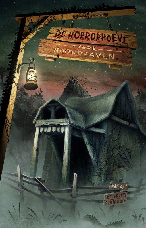 Tjerk Noordraven - De horrorhoeve
