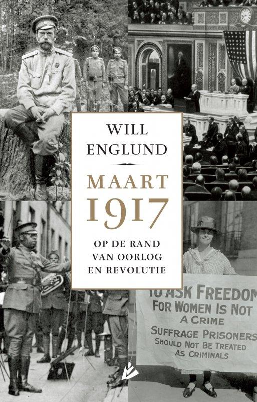 Will Englund - Maart 1917