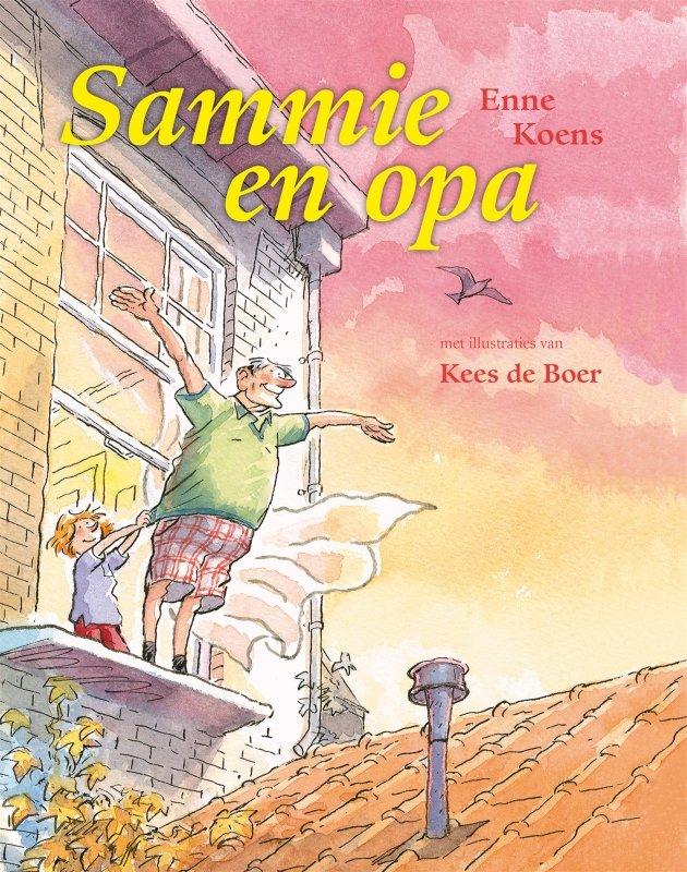 Enne Koens - Sammie en opa