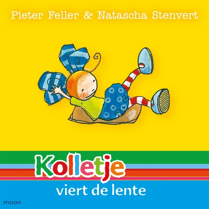 Pieter Feller & Natascha Stenvert - Kolletje viert de lente