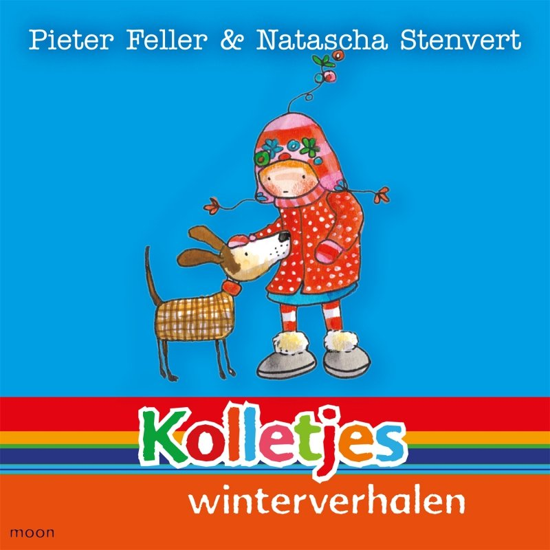 Pieter Feller & Natascha Stenvert - Kolletjes winterverhalen