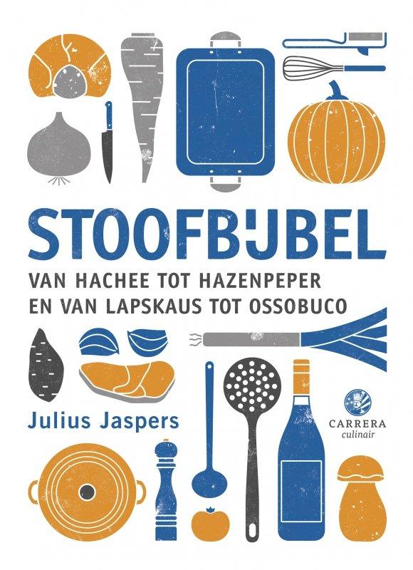Julius  Jaspers - Stoofbijbel
