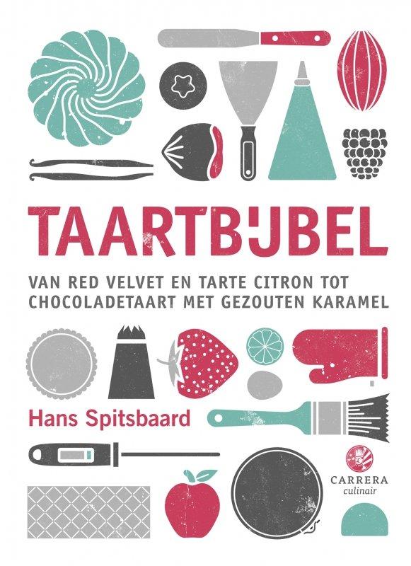 Hans Spitsbaard - Taartbijbel