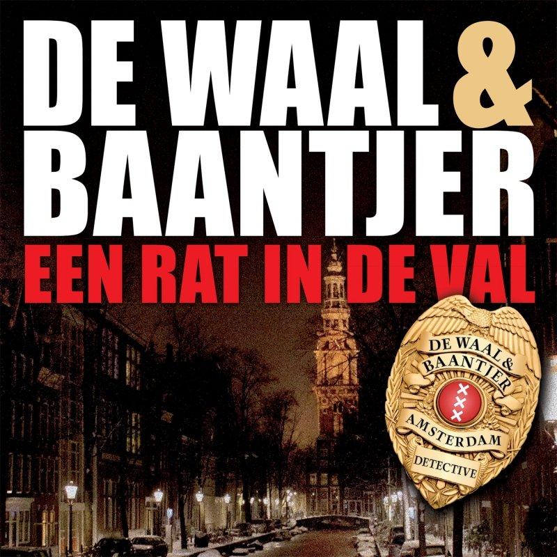 Appie Baantjer - Een rat in de val
