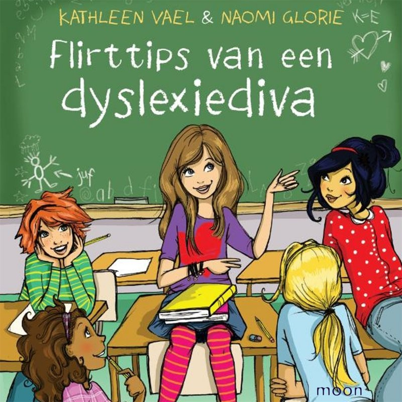 Kathleen Vael - Flirttips van een dyslexiediva