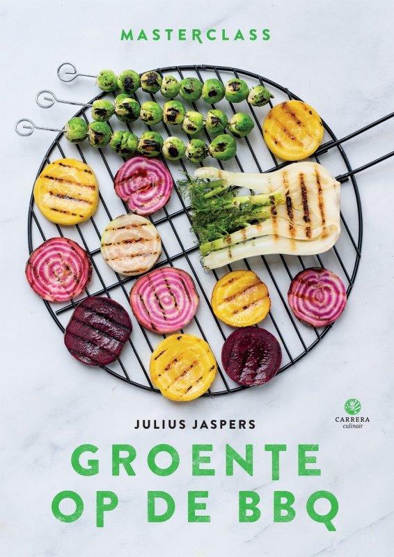 Julius  Jaspers - Groente op de BBQ