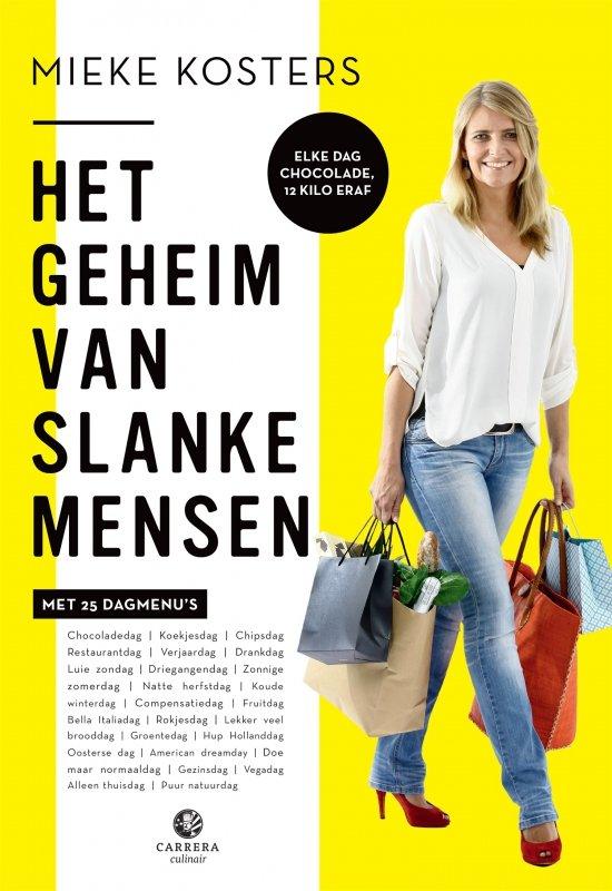 Mieke Kosters - Het geheim van slanke mensen