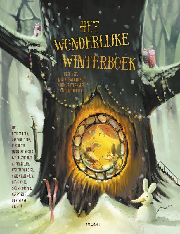 Diverse auteurs - Het wonderlijke winterboek