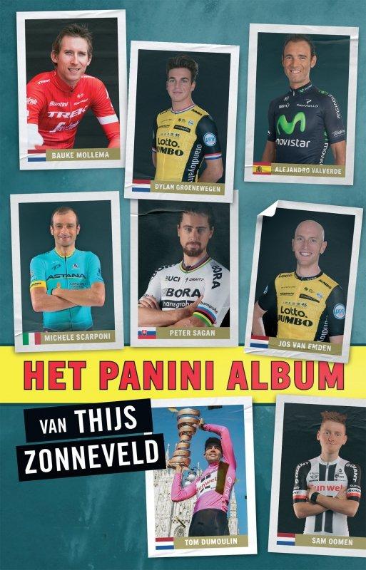 Thijs Zonneveld - Het Panini-album van Thijs Zonneveld