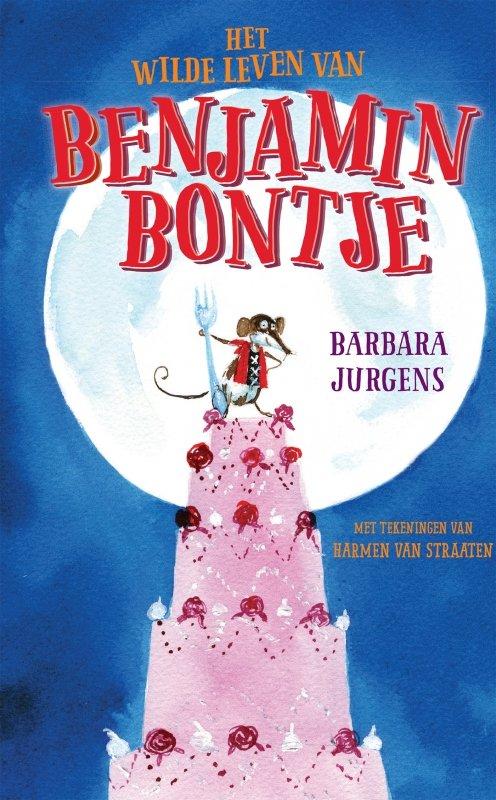 Barbara Jurgens - Het wilde leven van Benjamin Bontje