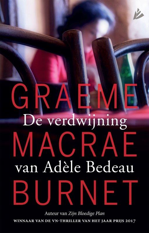 Graeme Macrae Burnet - De verdwijning van Adèle Bedeau