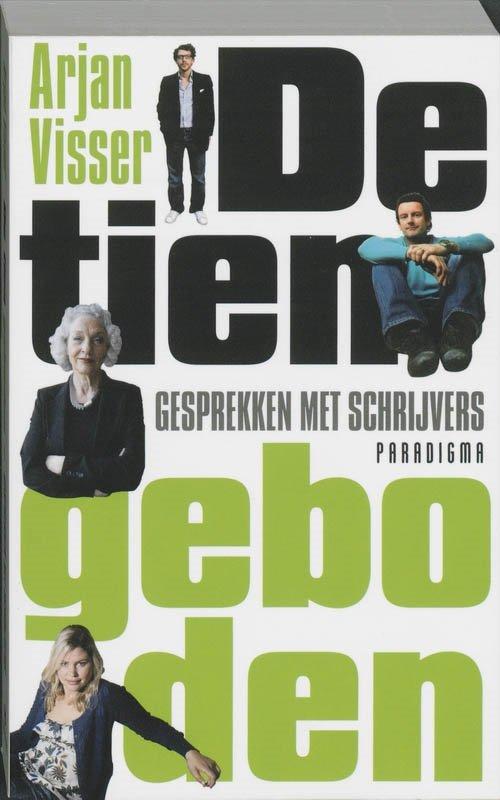 Arjan Visser - De Tien Geboden