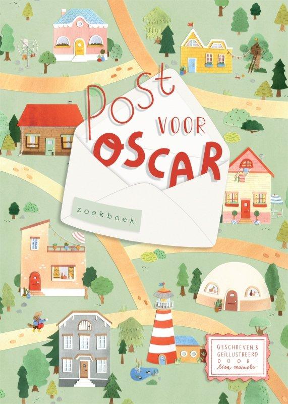 Lisa Manuels - Post voor Oscar