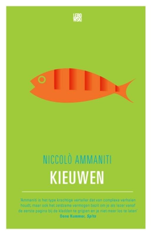 Niccolo Ammaniti - Kieuwen