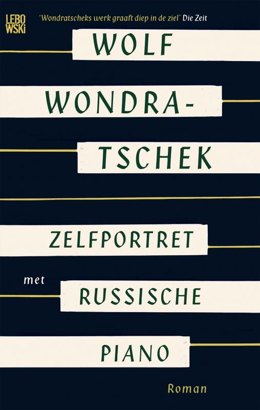 Wolf Wondratschek - Zelfportret met Russische piano