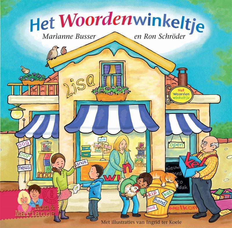Marianne Busser & Ron Schröder - Het woordenwinkeltje