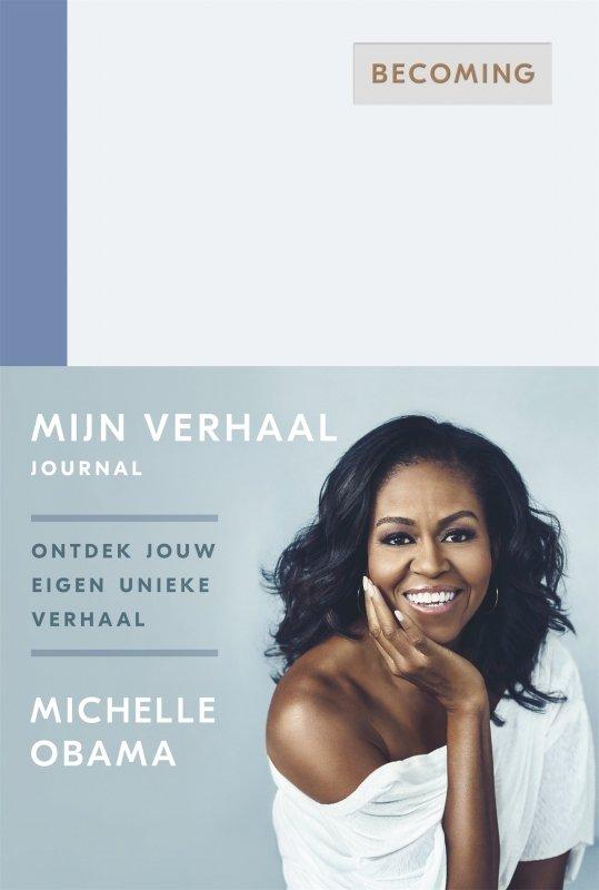 Michelle Obama - Mijn verhaal journal