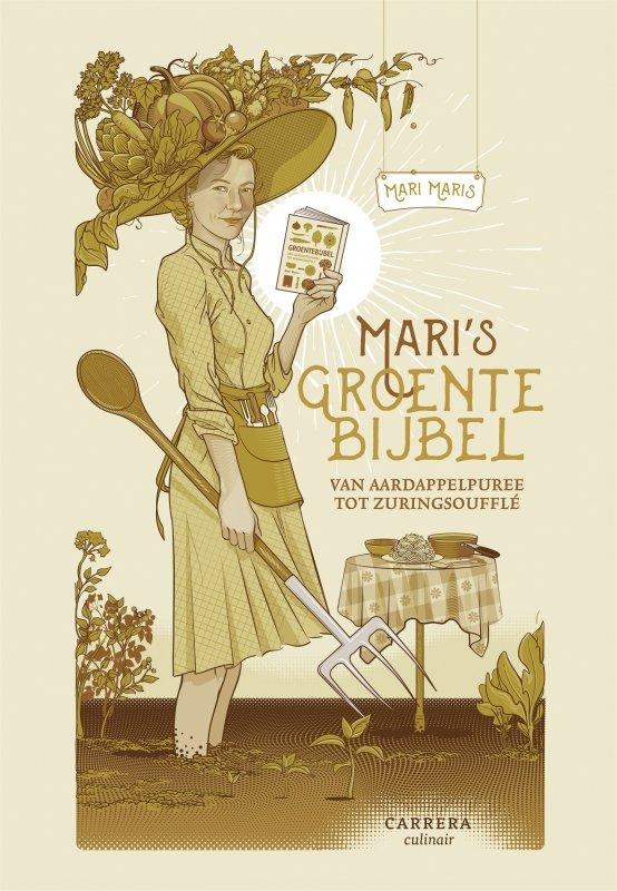 Mari Maris - Mari's groentebijbel