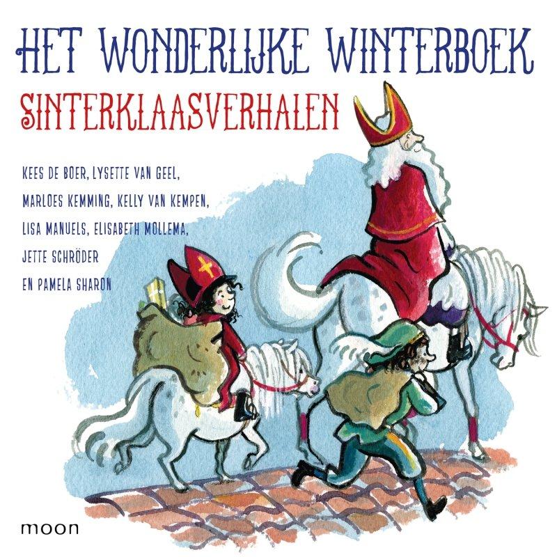 Diverse auteurs - Het wonderlijke winterboek – Sinterklaasverhalen