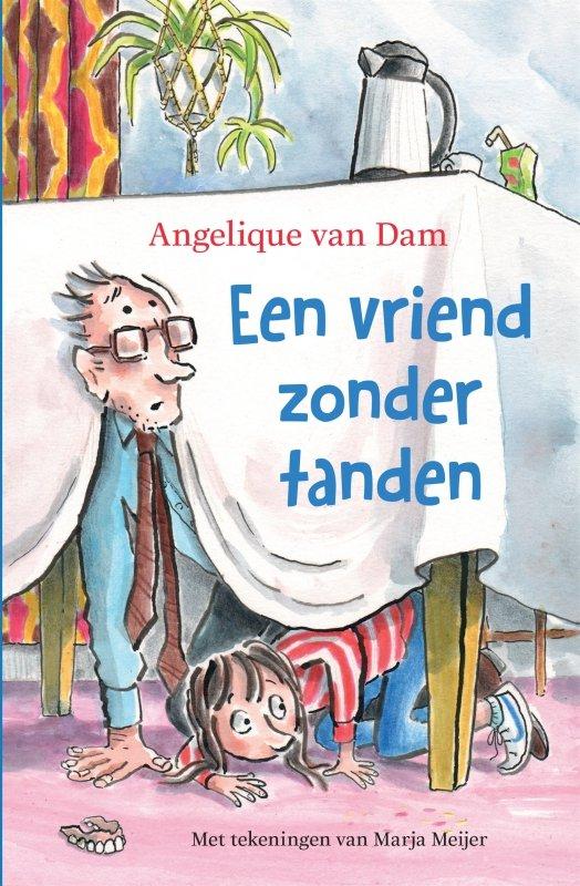 Angelique van Dam - Een vriend zonder tanden
