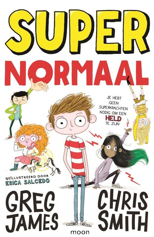 Greg James en Chris Smith - Super Normaal