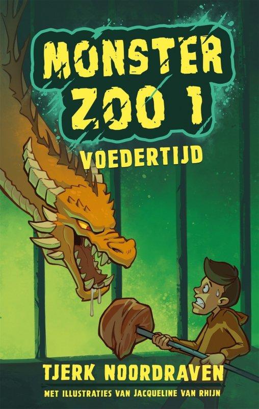 Tjerk Noordraven - Monster Zoo 1