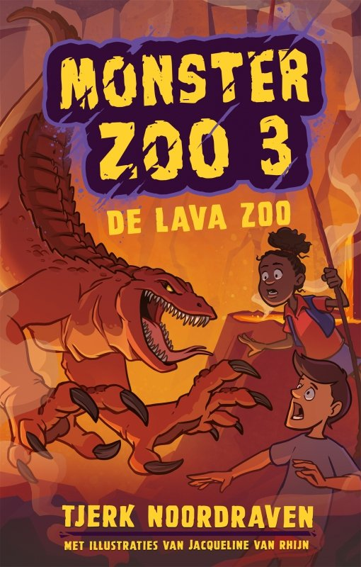 Tjerk Noordraven - Monster Zoo 3