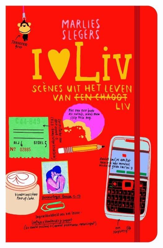 Marlies Slegers - I love Liv 1